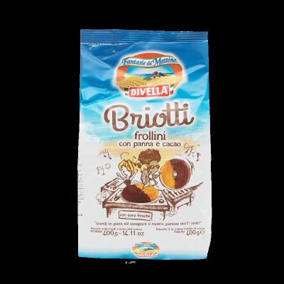 Obrázek briotti-frollini-con-panna-e-cacao-con-400g.jpg