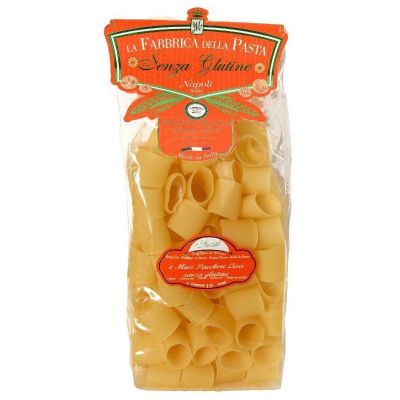 Obrázek e-miez-paccheri-lisci-di-gragnano-senza-glutine-500g.jpg