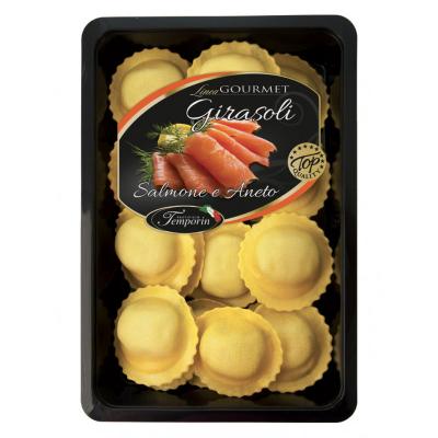 Obrázek girasoli-salmone-e-aneto-pasta-fresca-linea-gourmet-500g.jpg