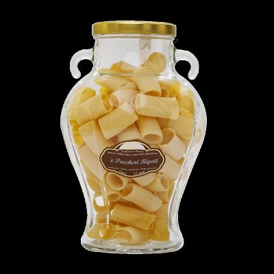 Obrázek vaso-anfora-paccheri-rigati-gragnano-750g.jpg