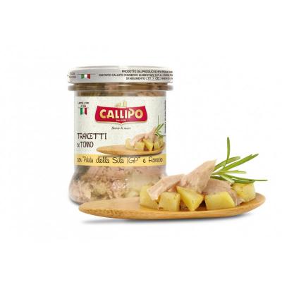 Obrázek trancetti-di-tonno-callipo-con-patata-della-sila-igp-e-rosmarino-fresco-allolio-di-oliva-170g.jpg